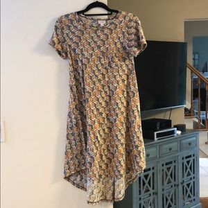 LuLaRoe Dresses - LulaRoe Carly dress